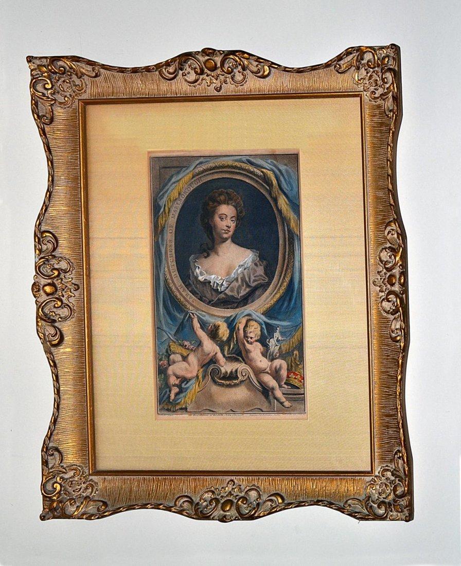 183: A. Kneller Print