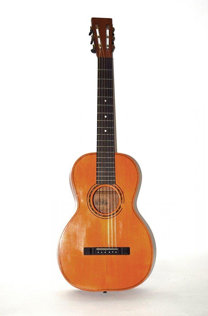 176: C. Star N.Y. Guitar
