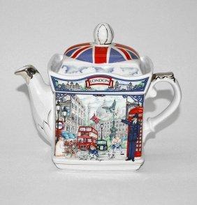 "Sadler ""London Heritage"" Tea Pot"