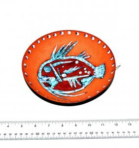 Pablo Picasso Glazed Terra Cotta Bowl