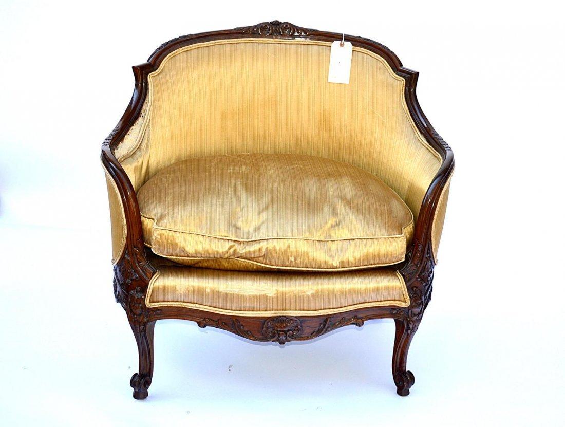 170: Louis XV Style Bergere