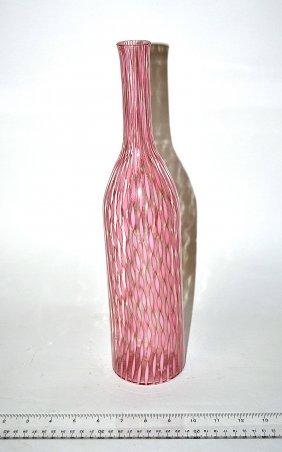 16: Italian-Style Swirl Vase