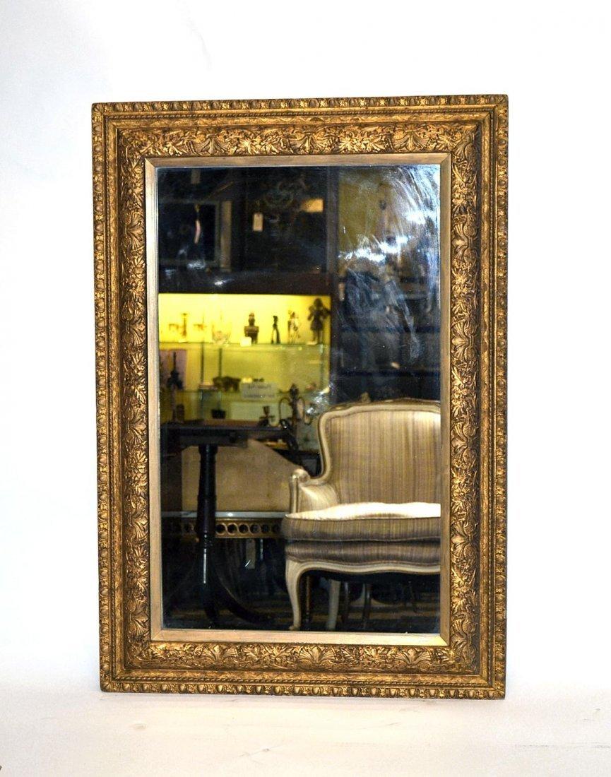 60: Renaissance Style Gilt Mirror