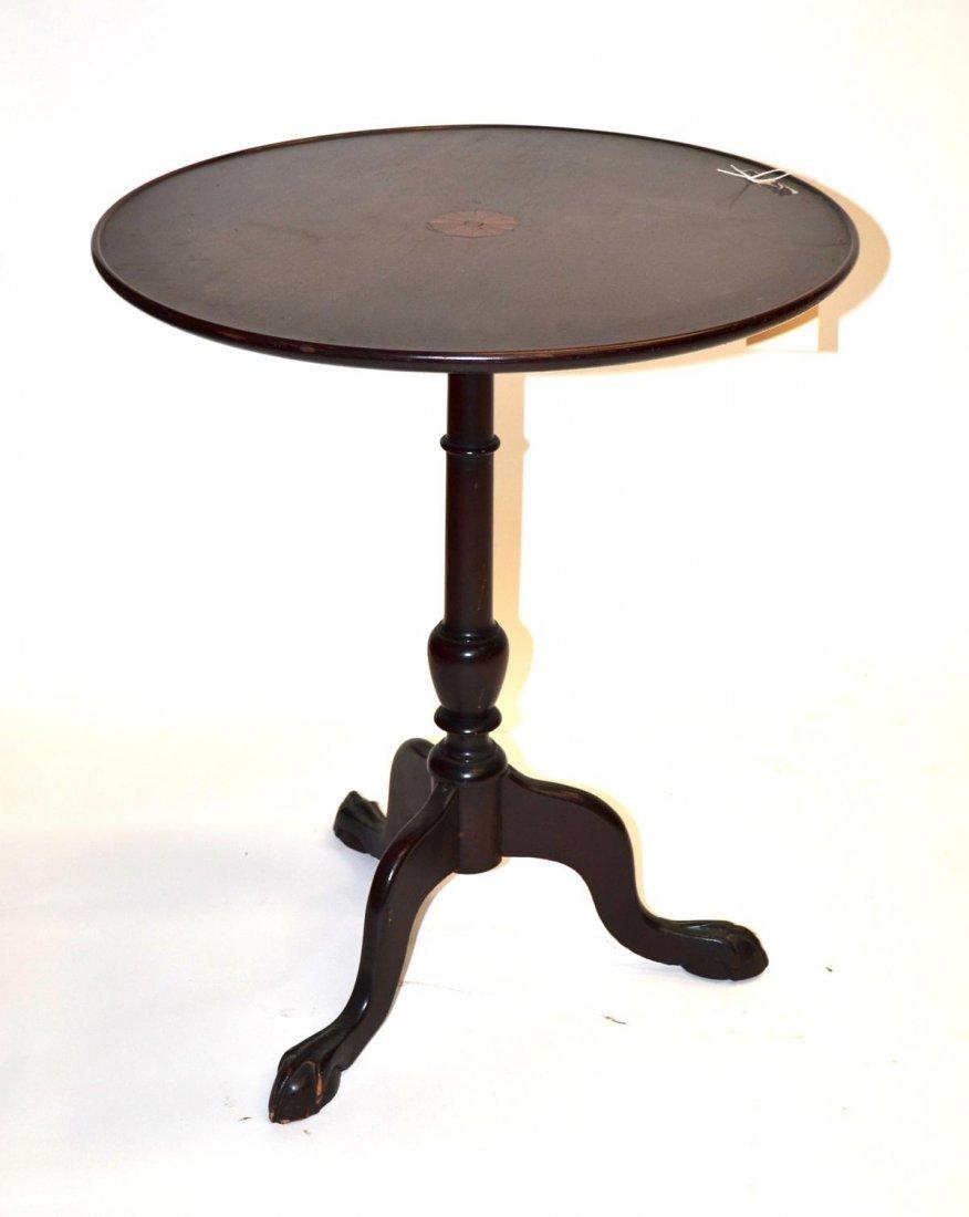 63: Chippendale Style Tilt Table