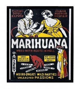 696: Marihuana Poster