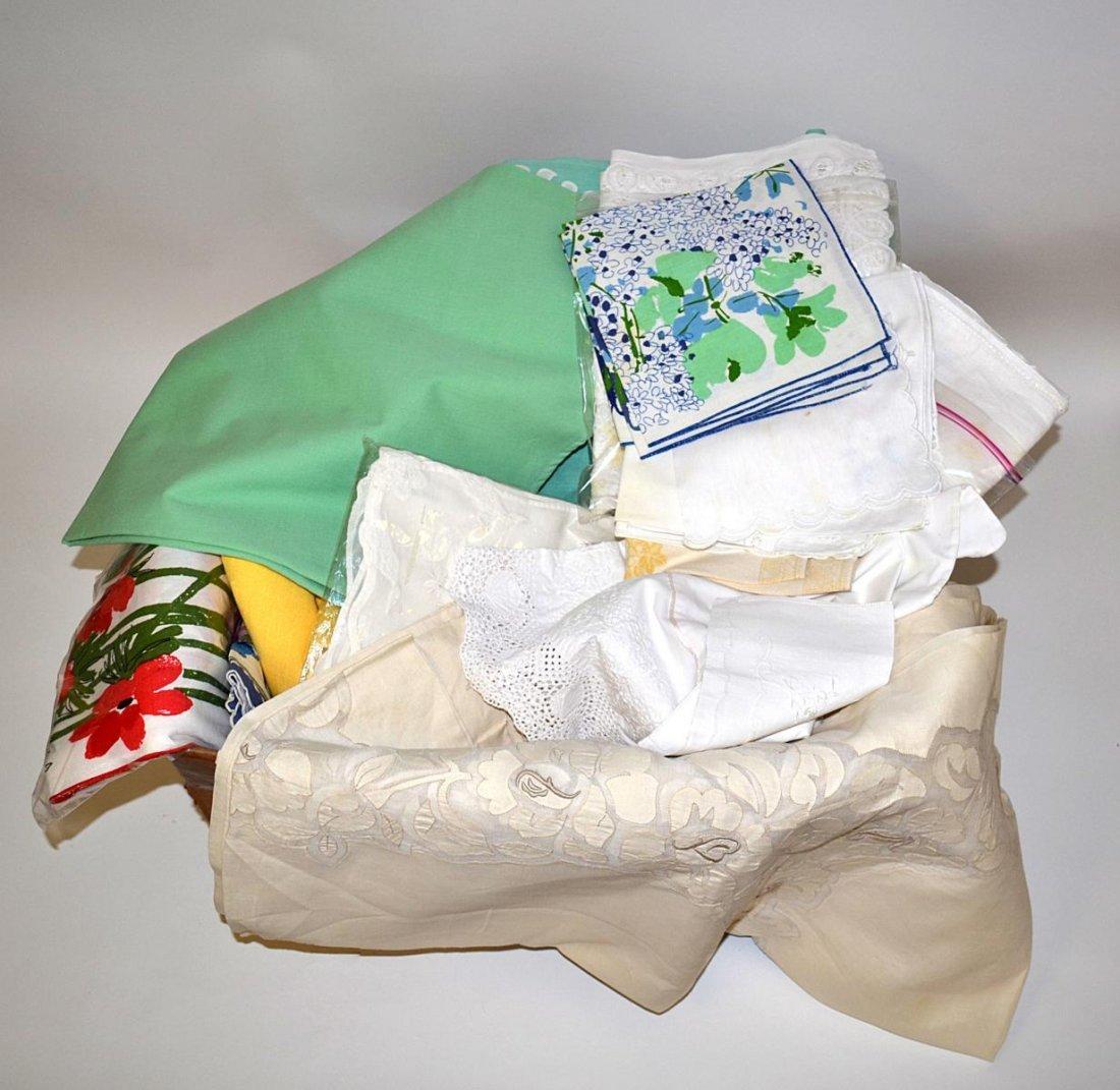 6: Assorted Linens