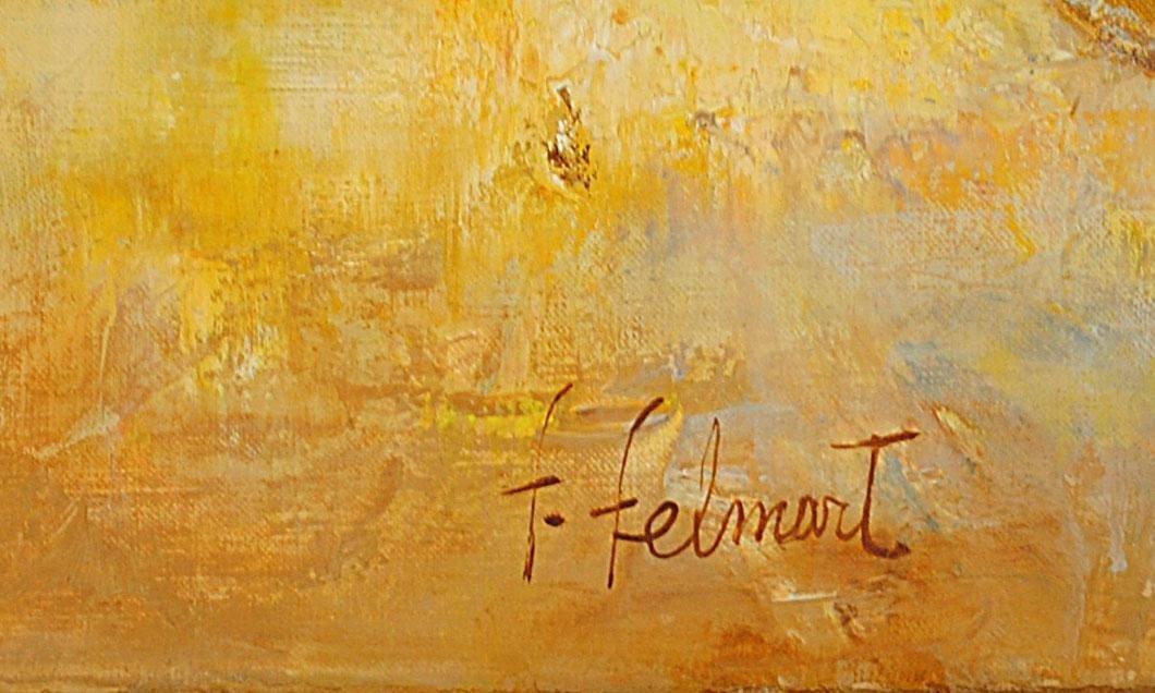 340: Felix Felmart 20c. Still Life - 3