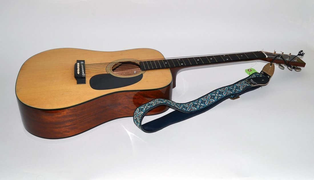 """64: """"Angelica"""" Acoustic Guitar - 2"""