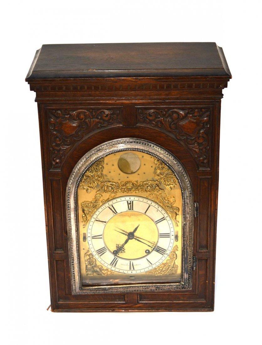 391: Tiffany & Co Makers Clock