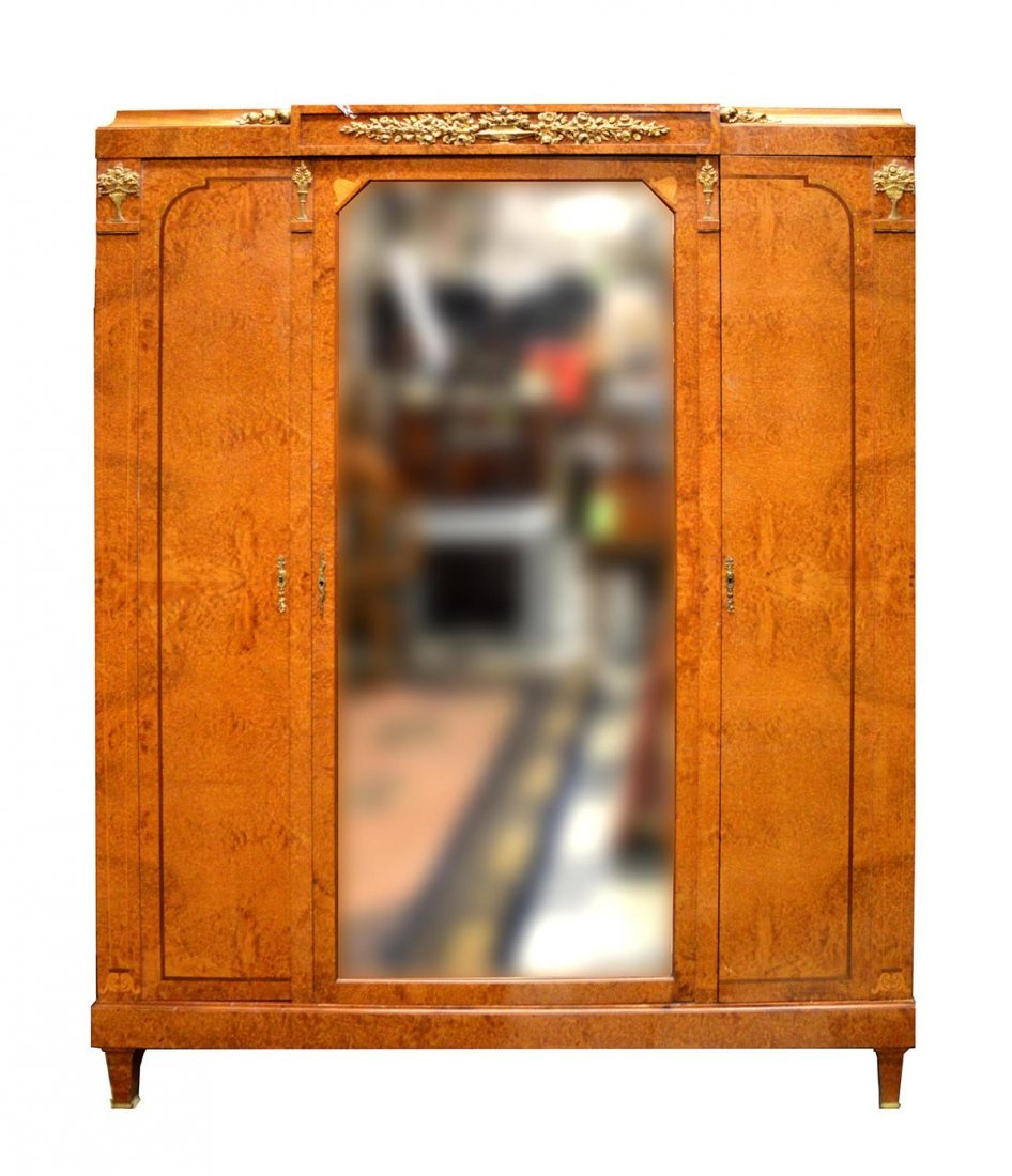 5: French Armoire