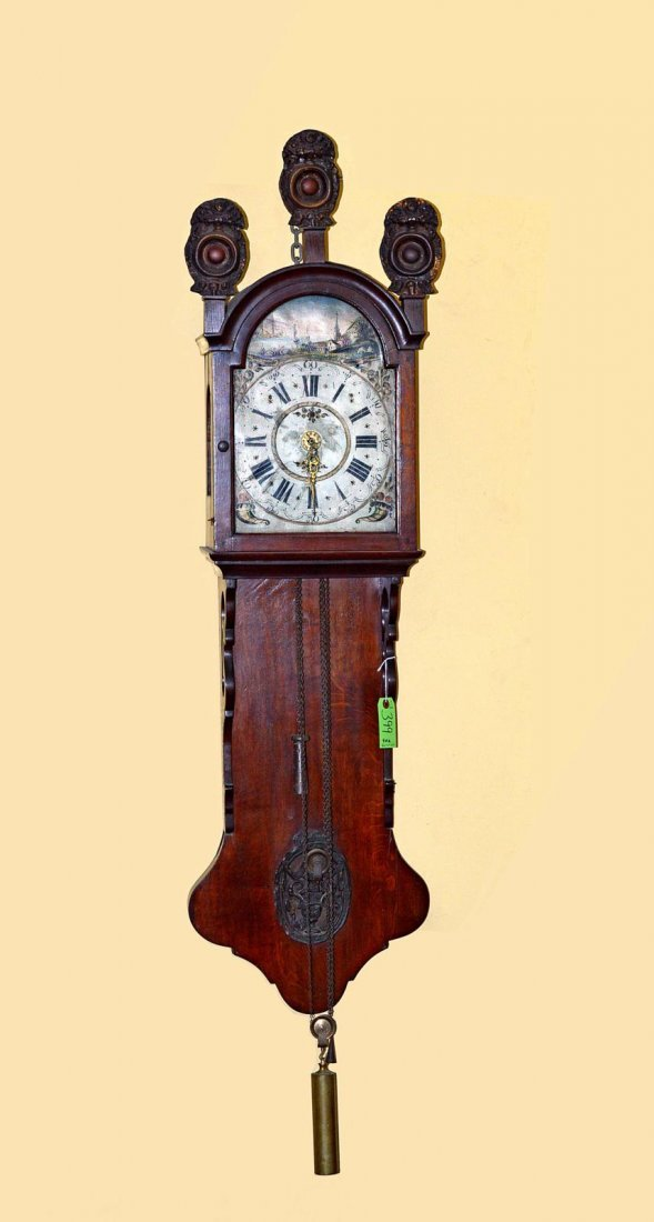 9: Dutch Wall Clock