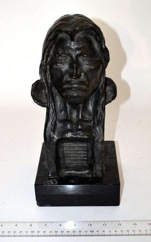 24: Bronze Sculpture, Indian