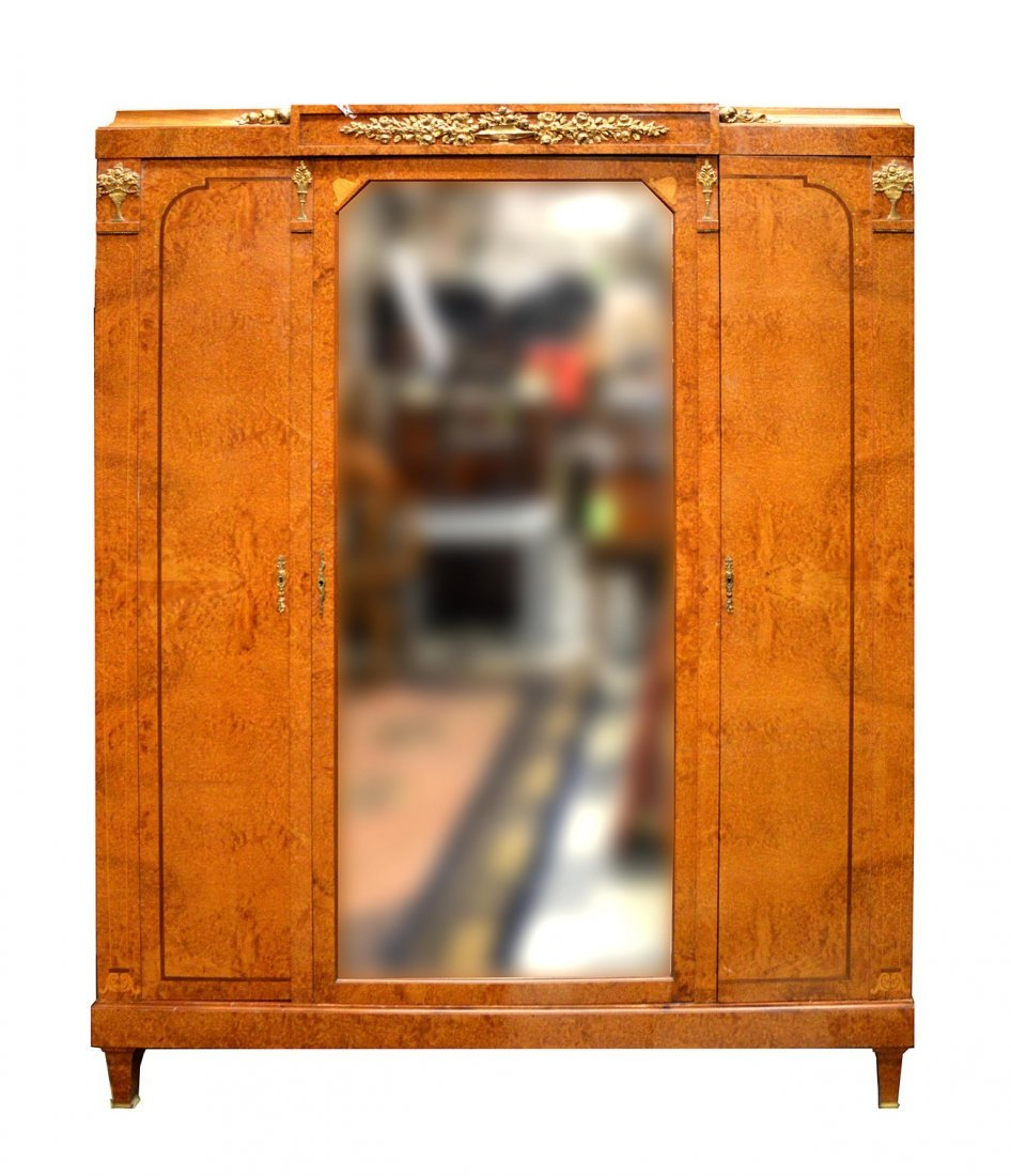 10: French Armoire