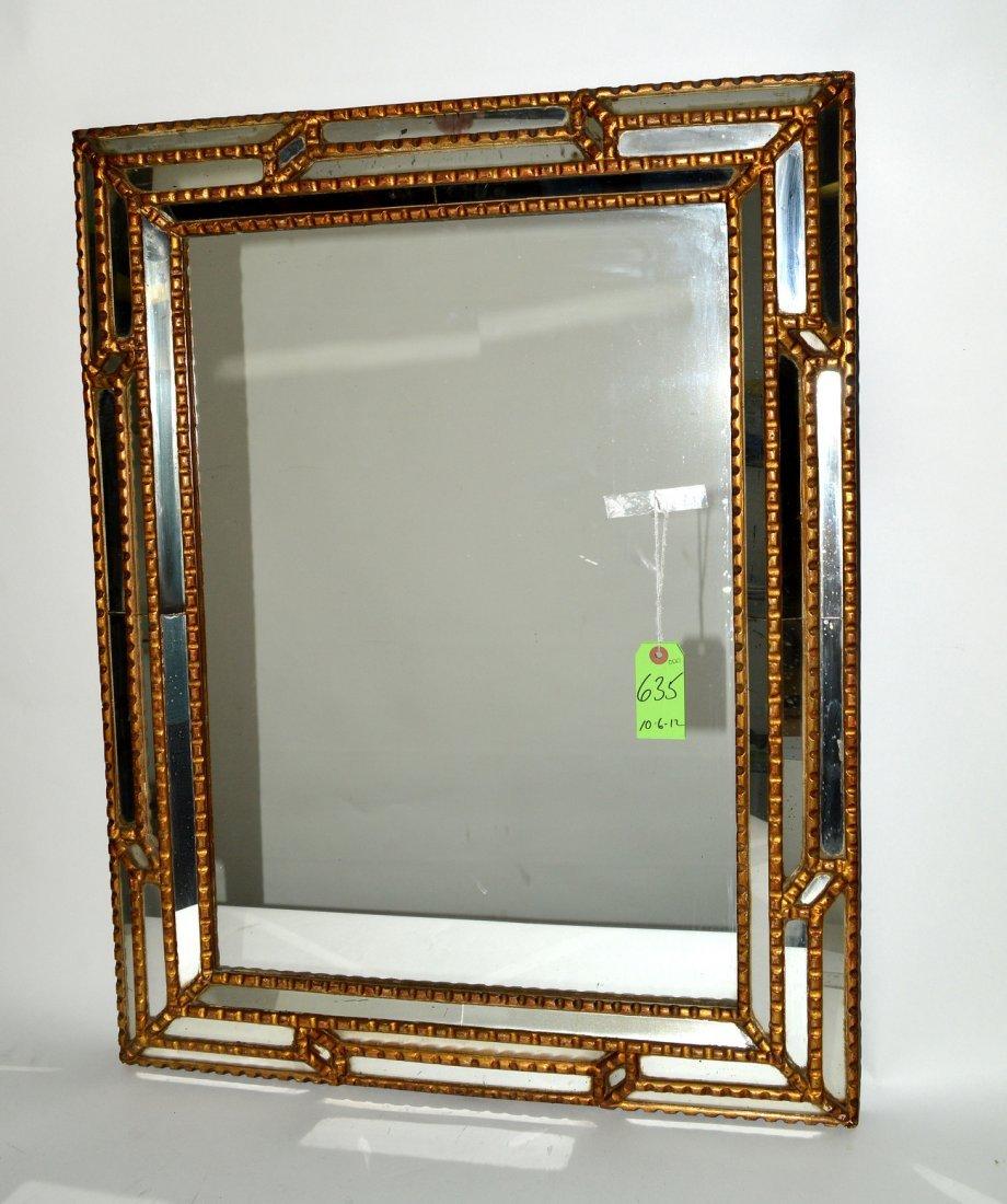 11: Italian Mirror