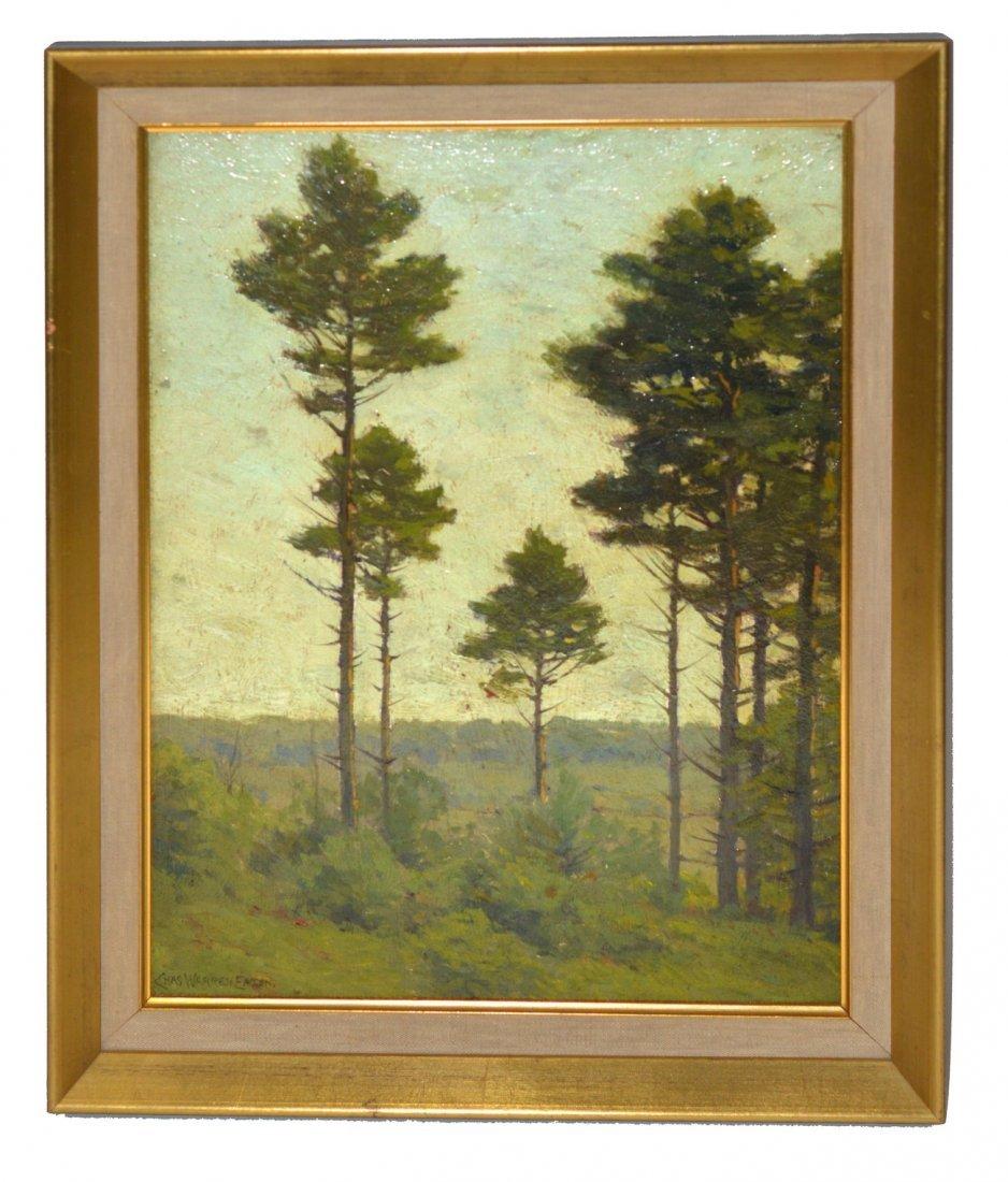 361: Charles Warren Eaton, Pine Trees