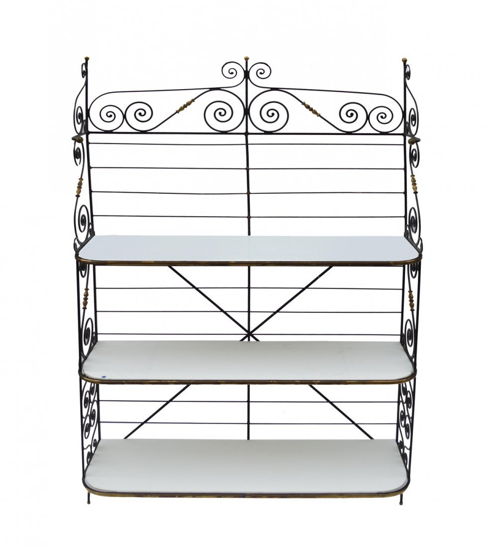 17: Three Tier Baker's Rack