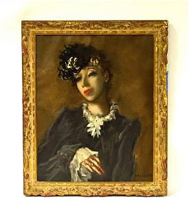 101: John Wesley Carroll Oil on Canvas
