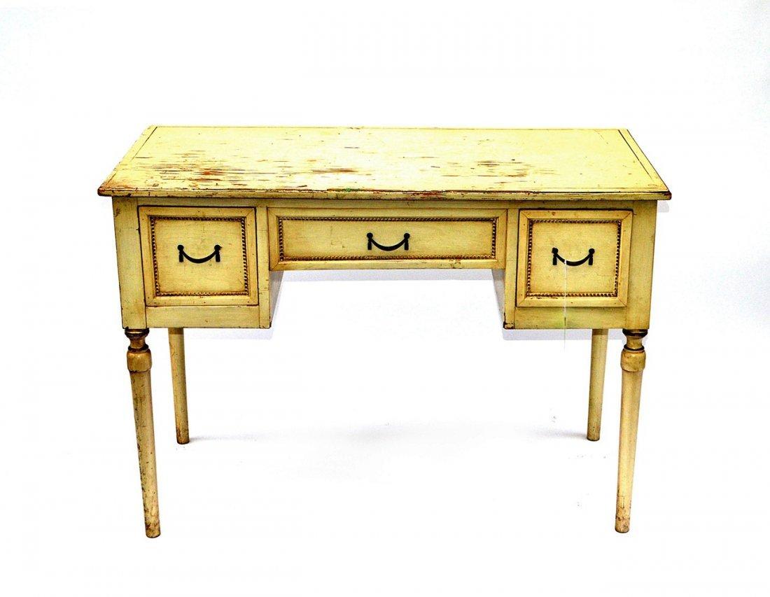 6: Vintage Two Drawer Vanity Dresser