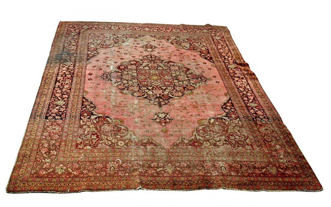 11: Oriental Carpet