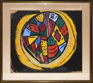 333 Elizabeth Winston Abstract 1962