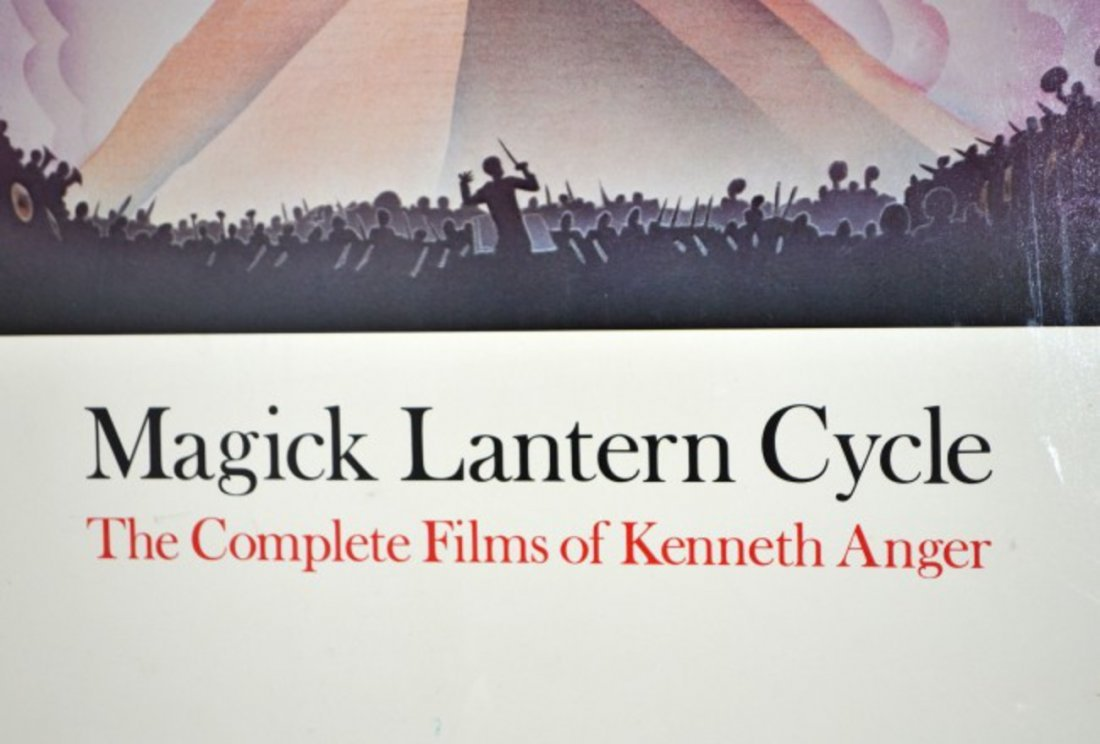 "Kenneth Anger ""Lucifer Rising"" Poster - 3"