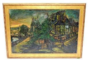 Arbit Blatas [1908-1999] Landscape