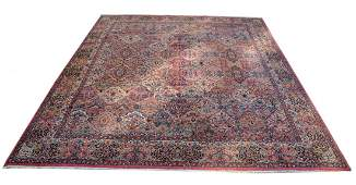 Persian Style Wool Rug 11' x 14' Approx