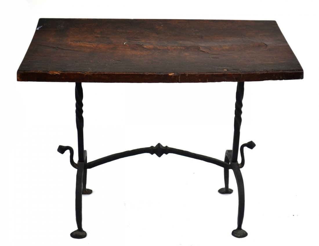 19th Century Continental Style Low Table