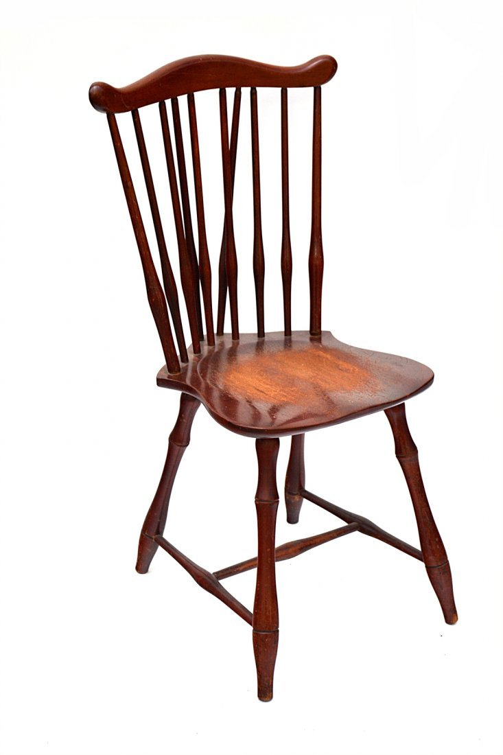 English Windsor Style Armchair