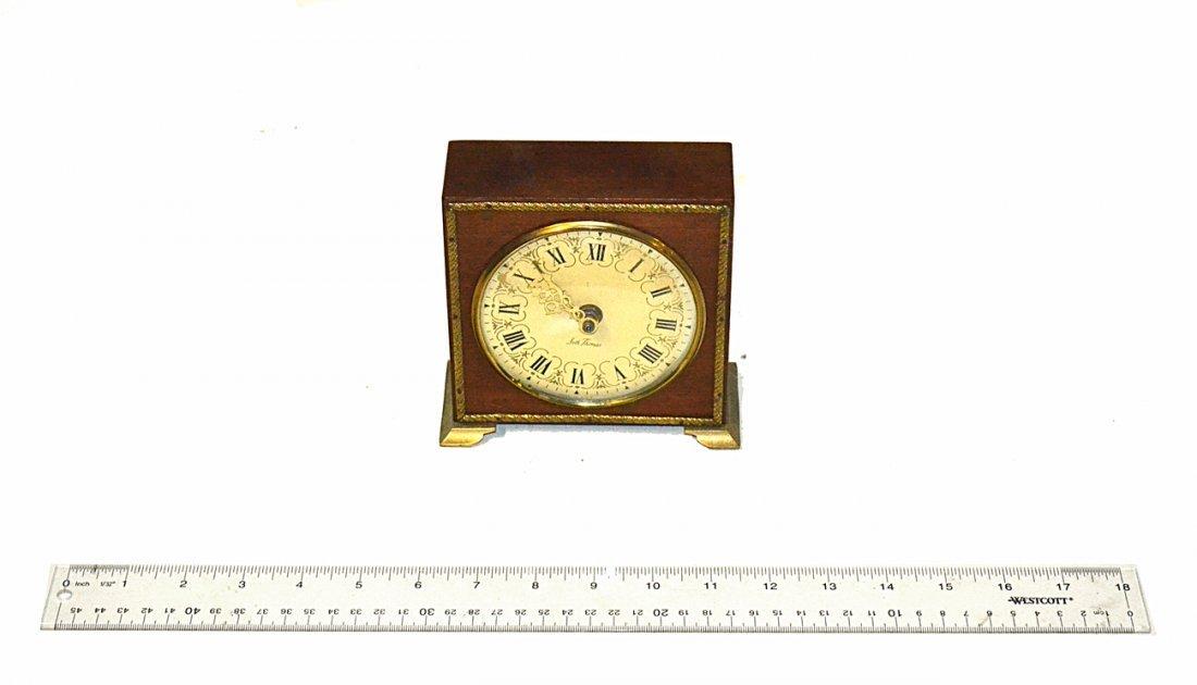 Seth Thomas Desk Clock