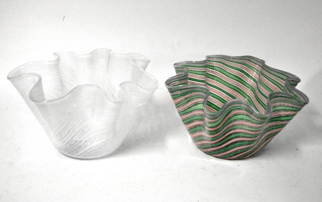 Two Venini Bowls