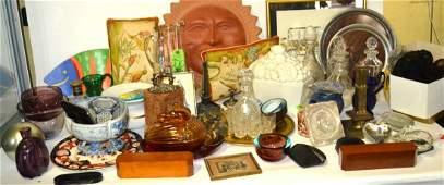 Assorted International Decorative Articles