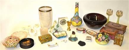 International Vintage, Antique and Glass Ceramics