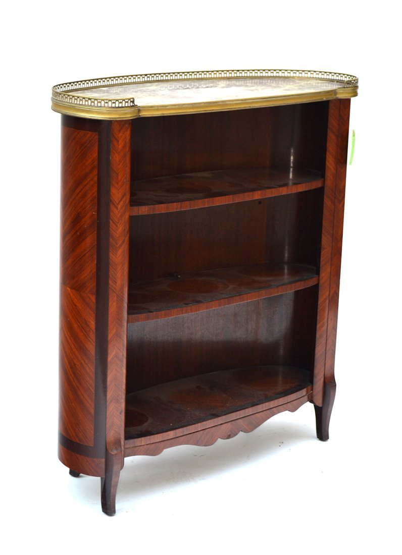 French 3-Tier Bookcase