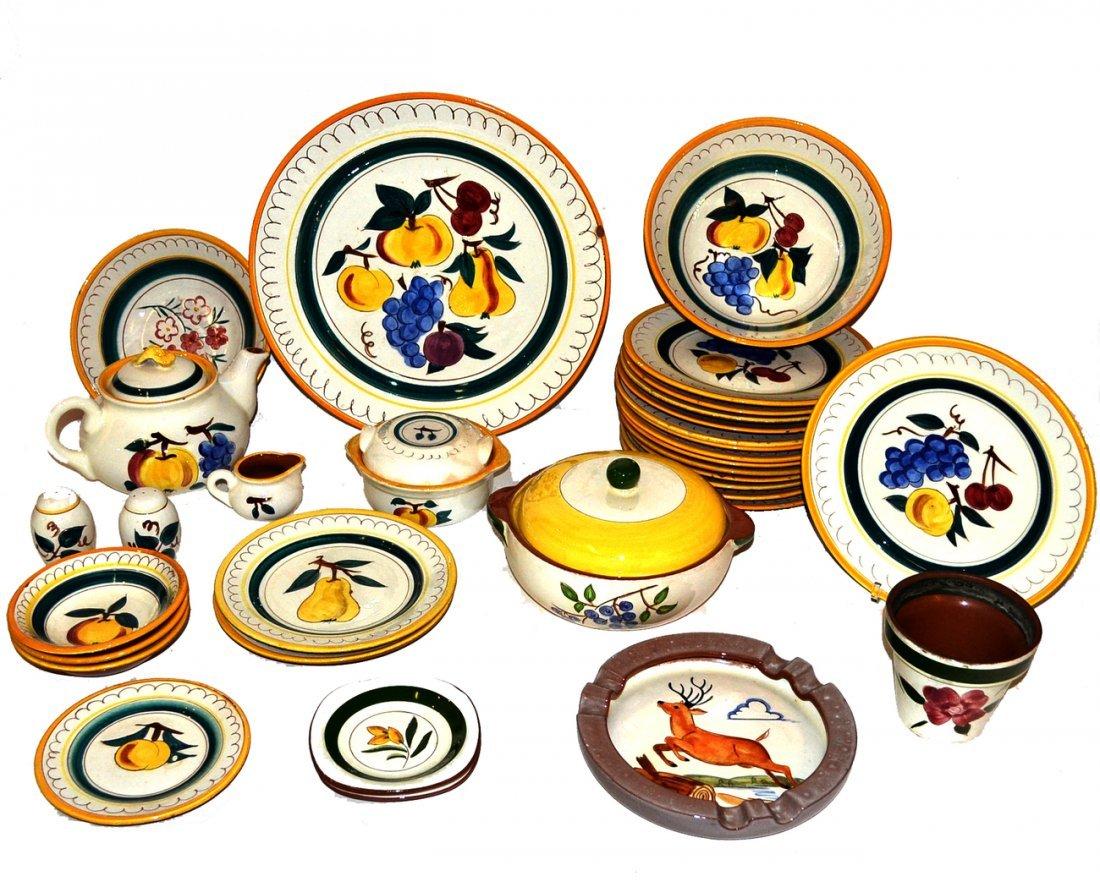 25 Piece Stangl China