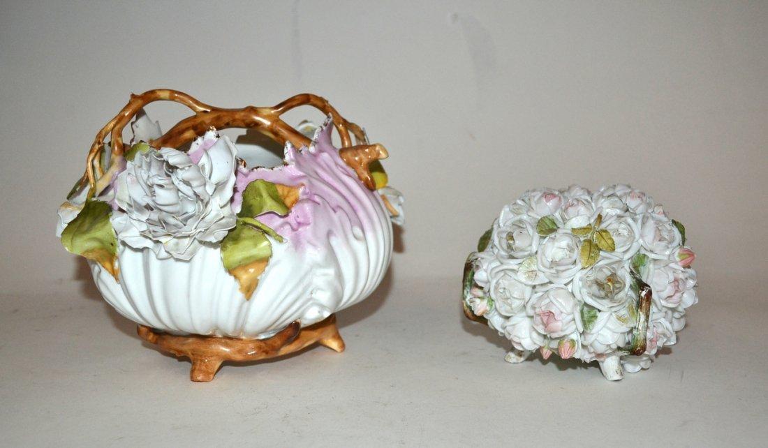 2 Floral Centerpieces