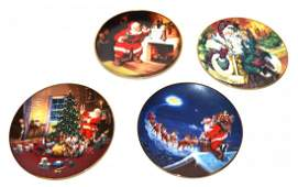 Twelve Theme Plates