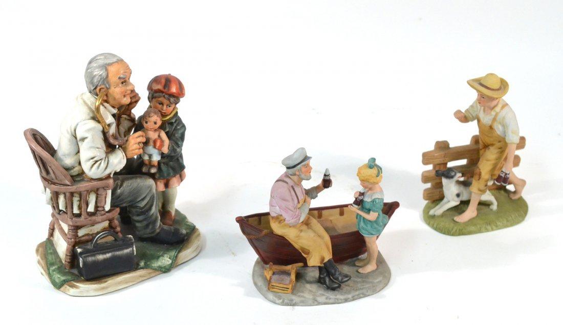 Three Ceramic Groups