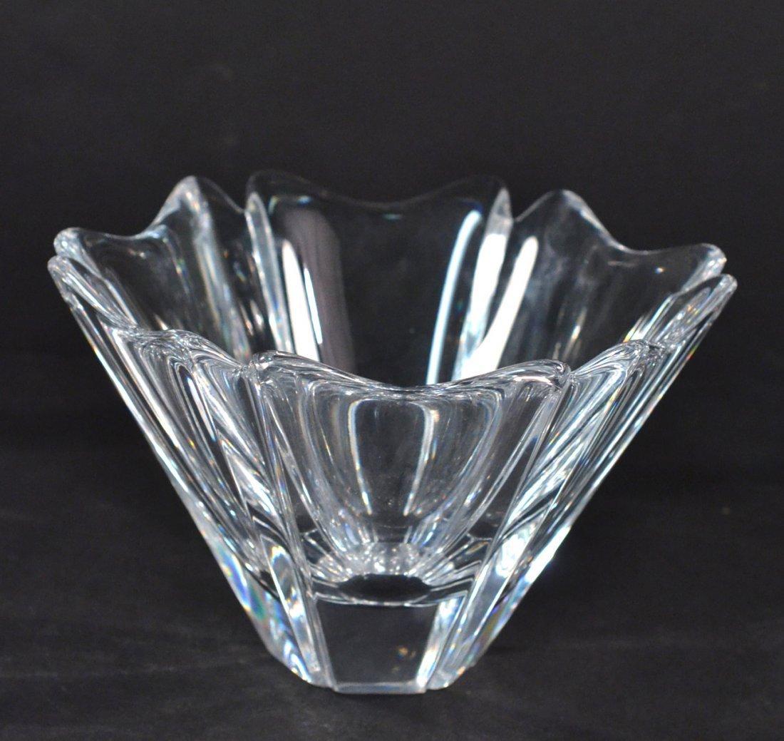 Orrefors Glass Bowl