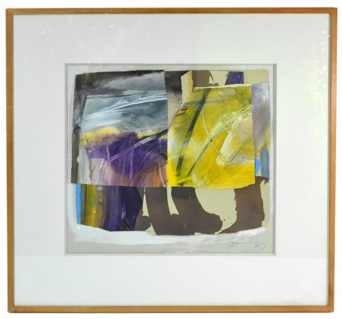 Frank W. Wimberly, Abstract