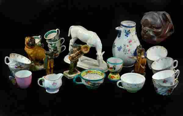 Assorted Ceramic Articles