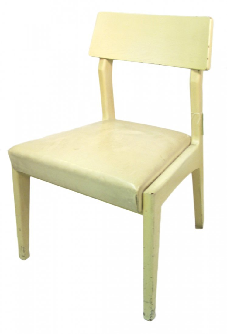 Painted Low Chair