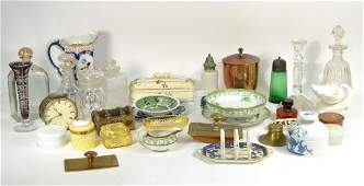 Group of Assorted Decorations