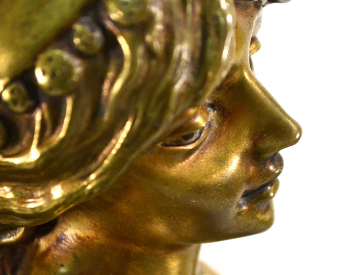 G. Coudray Bronze Female - 3