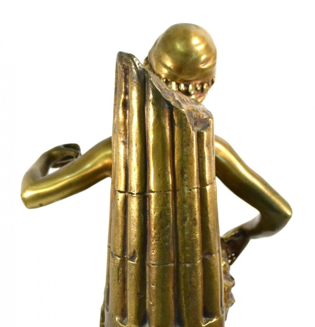 G. Coudray Bronze Female - 4