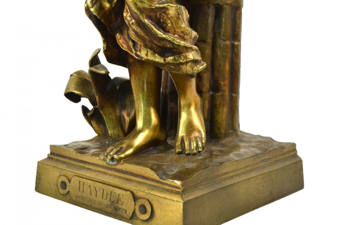 G. Coudray Bronze Female - 5
