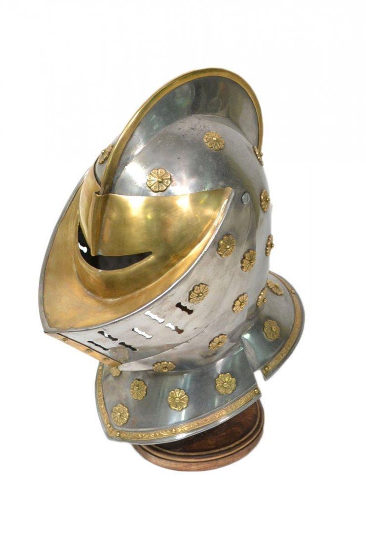 Reproduction Medieval Helmet