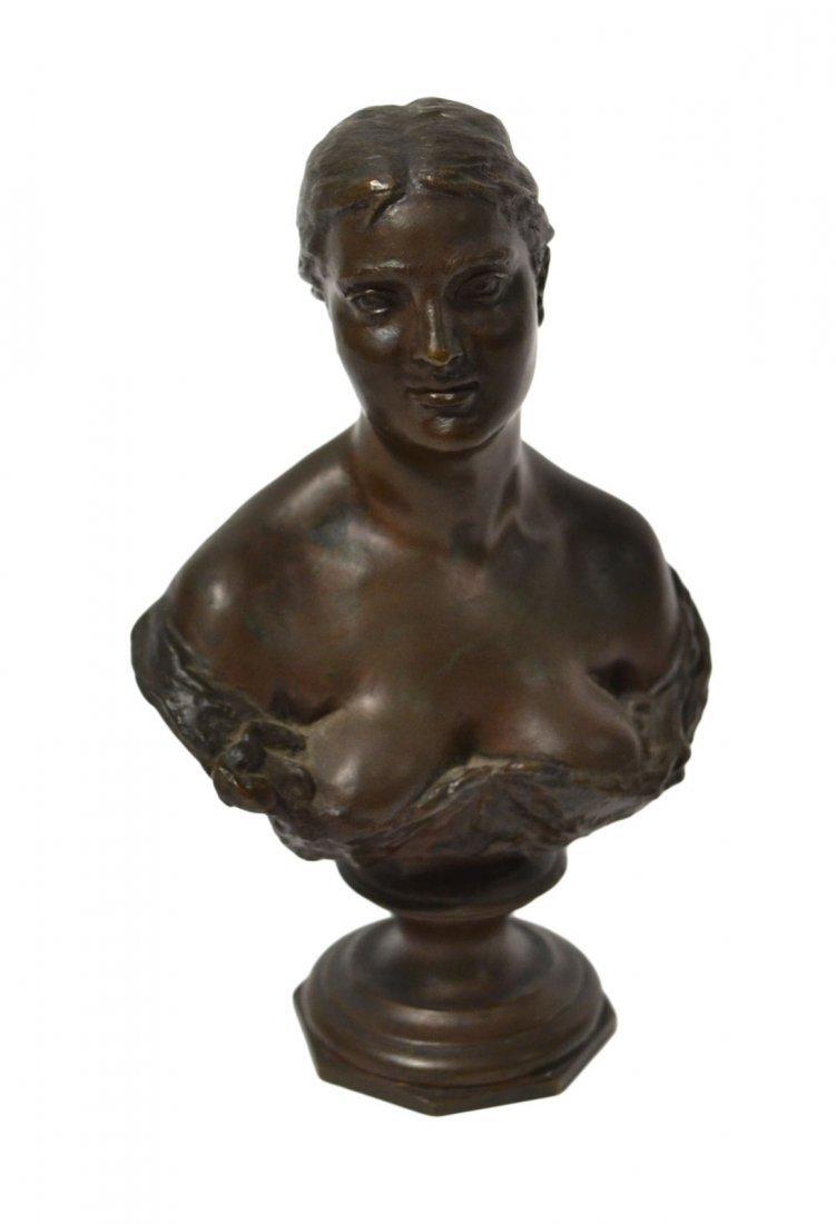 Small Bronze Figure