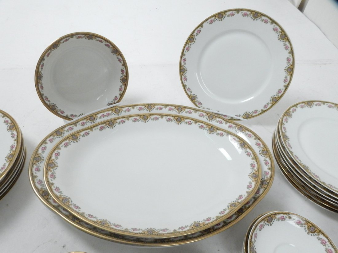 Lot of 50+ Limoges France Coronet Dishes - 4