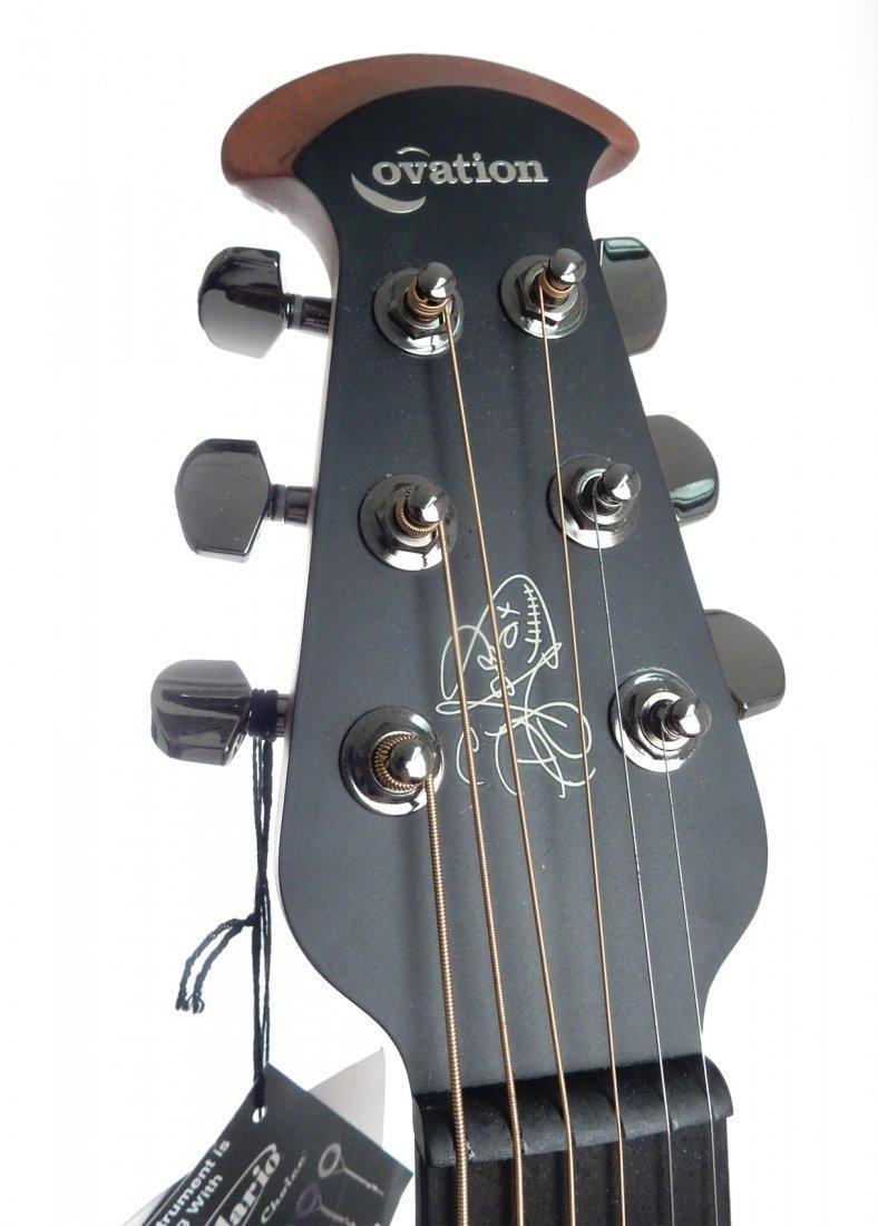 Michael Godard, Embellished Guitar - 6